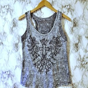 Maurices tank size small